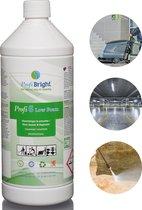 ProfiBright Zakelijk - Vloerreiniger & Ontvetter Profi6 LF Low Foam - Betonvloeren - HACCP - Geschikt voor Schrobzuigmachine - Laagschuimend - Dierproefvrij - 1 liter