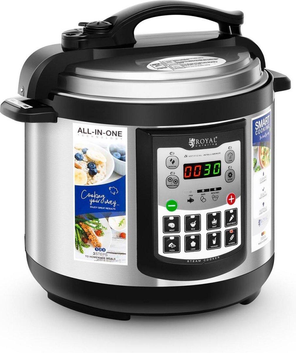 Royal Catering Multicooker 4 liter 800 W online kopen