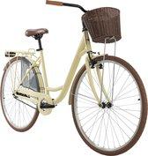 Ks Cycling Fiets Damenfiets Cityrad Zeeland 28 inch beige - 48 cm