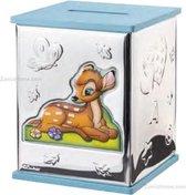 Disney Bambi moneybox blue