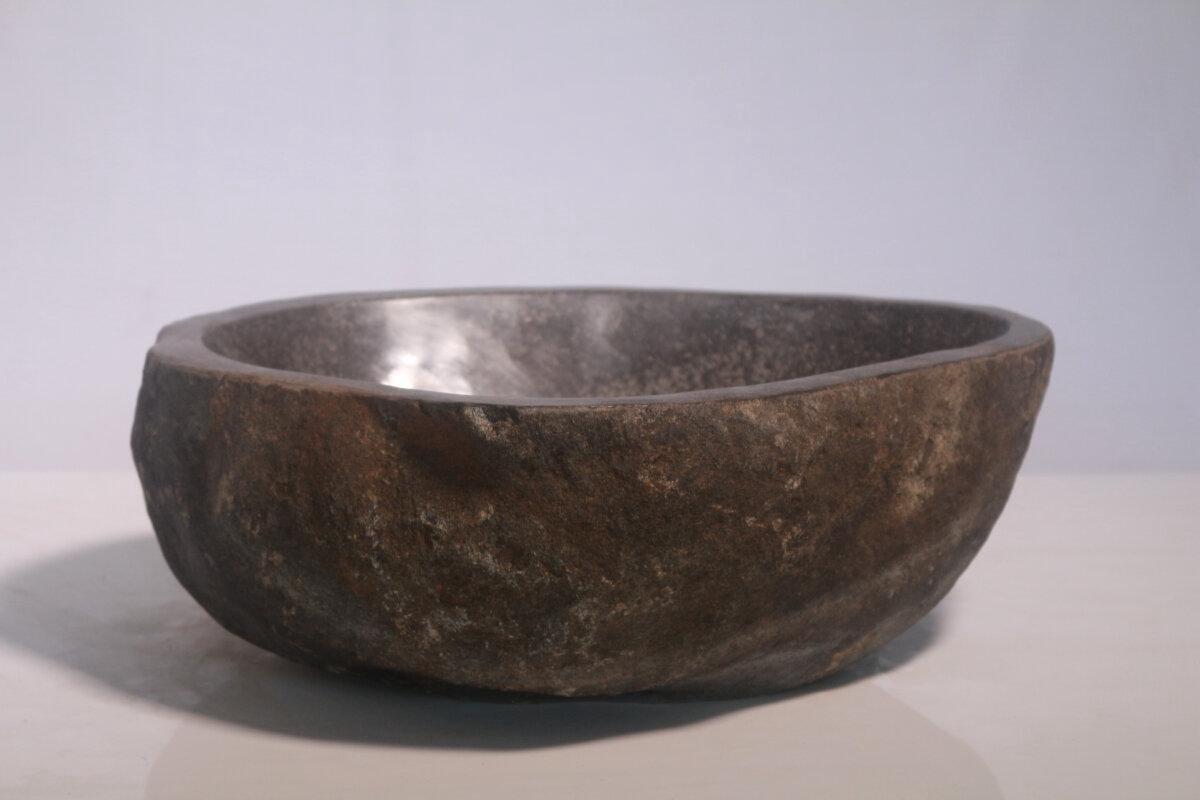 Natuurstenen waskom | DEVI-W20-150 | 31x42x15