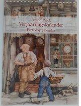 Anton Pieck Verjaardagskalender - Klokkenmaker - kalender