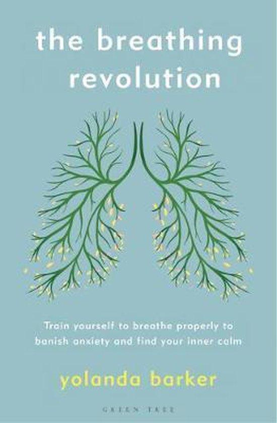 Boek cover The Breathing Revolution van Yolanda Barker (Paperback)