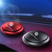 Alfa Romeo luchtverfrisser rood, leuk cadeau voor de Alfa liefhebber!