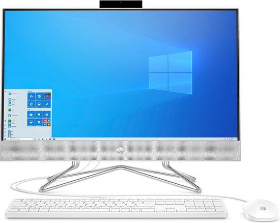 HP 24-dp1003n - All in one PC - Intel Core i3 (11th gen) - 8GB RAM - 512 GB SSD - 24 inch