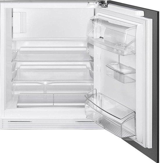 Koelkast: Smeg UD7122CSP combi-koelkast Ingebouwd Zwart 117, van het merk Smeg