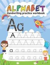 Alphabet Handwriting Practice workbook