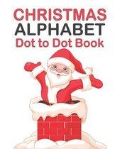 Christmas Alphabet Dot to Dot Book