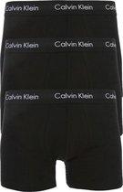 Calvin Klein Boxershorts Heren - 3-pack - Zwart - M