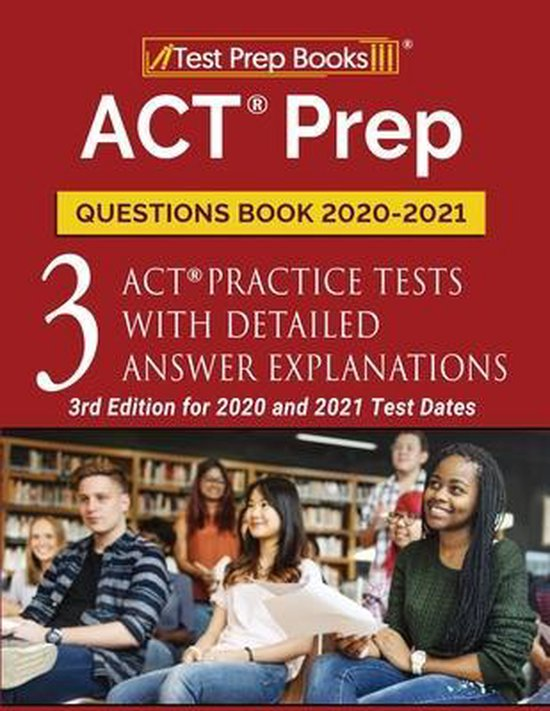 ACT Prep Questions Book 2020-2021