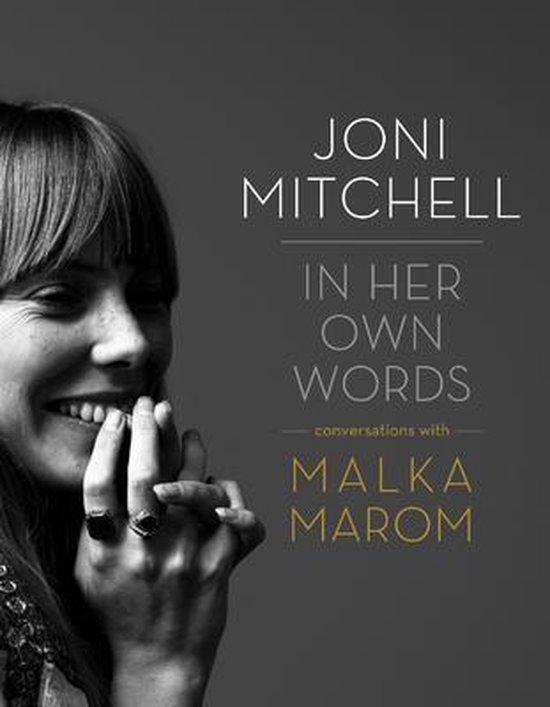 Boek cover Joni Mitchell van Malka Marom (Hardcover)