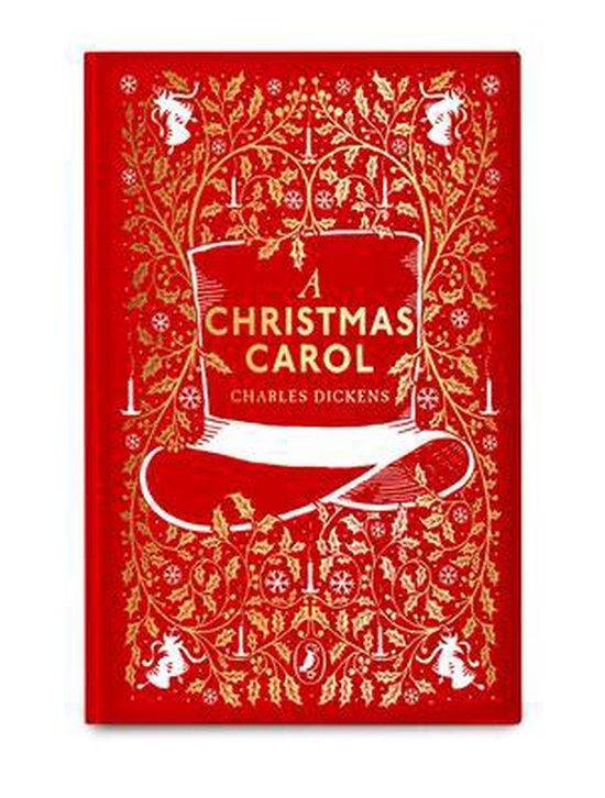 Boek cover A Christmas Carol van Charles Dickens (Hardcover)
