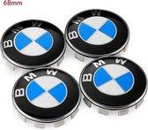 BMW naafdoppen 68mm (Velgdop / Centercaps - 36136783536 / 36122455269)
