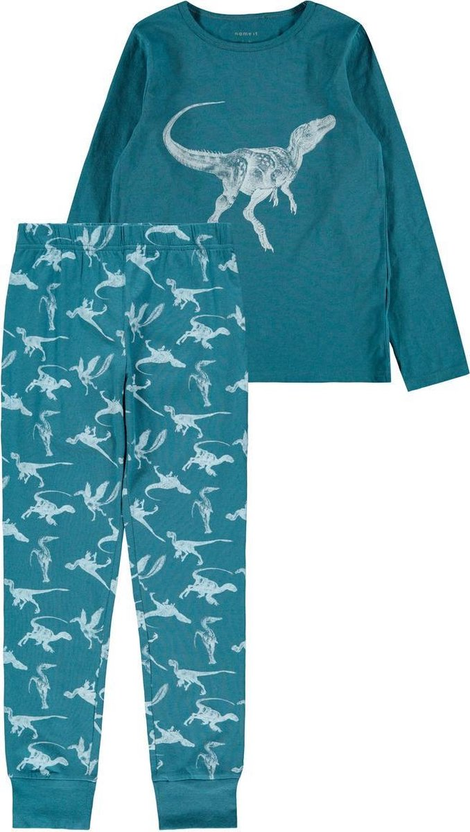 name it NKMNIGHTSET Jongens Pyjamaset - Maat 134-140