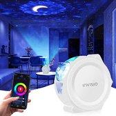 Invisio® Galaxy Projector - Sterren Projector - Sterrenhemel Projector - Star Projector
