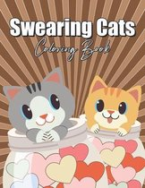 Swearing Cats Coloring Book