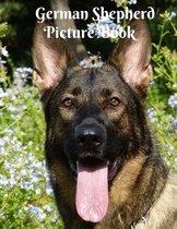 German Shepherds Picture Book
