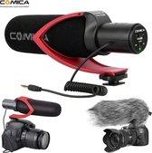 Comica CVM-V30 PRO richtmicrofoon voor camera