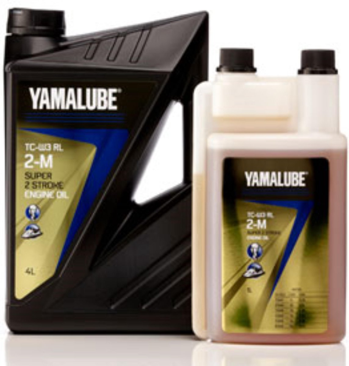 YAMALUBE 2-TAKT TCW3-RL O/M