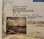 Symphonies 96 & 102