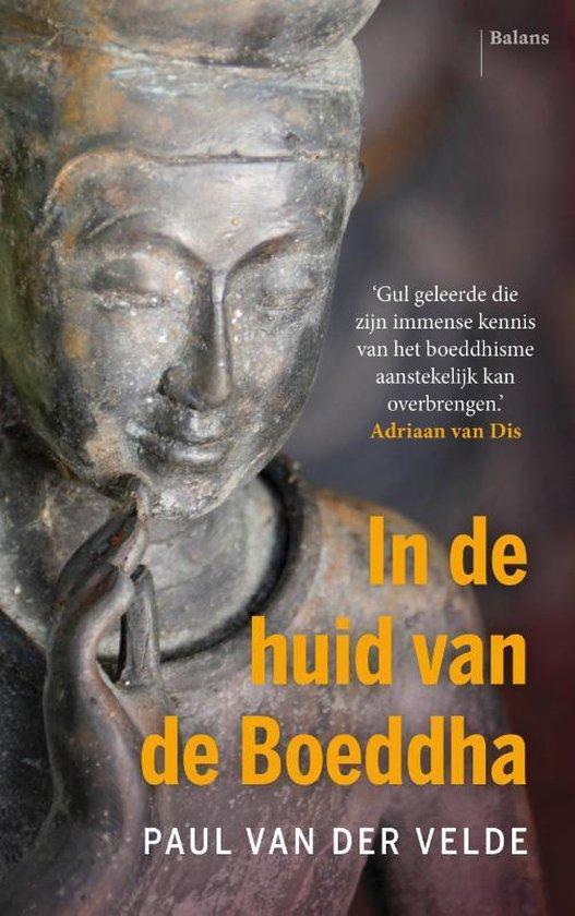 Boek cover In de huid van de Boeddha van Paul van der Velde (Paperback)