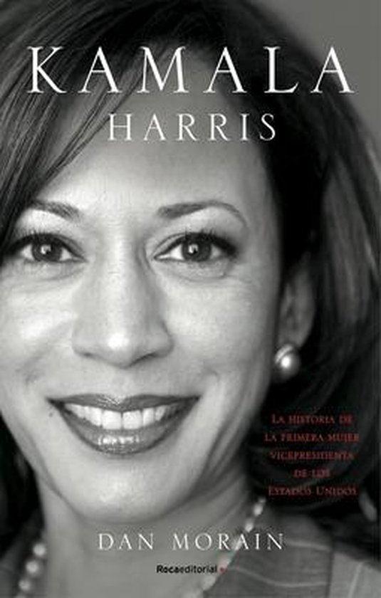 Boek cover Kamala Harris van Dan Morain (Paperback)
