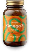 Orangefit Omega 3 Algenolie - Met DHA & EPA - 60 Capsules