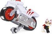 PAW Patrol, Moto Pups Wildcat Deluxe terugtrekmotor met wheelie-functie en figuur