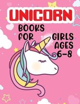 Unicorn Books For Girls Ages 6-8