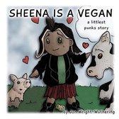 Sheena is a Vegan