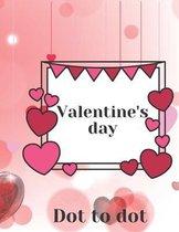 Valentine's Day Dot to dot