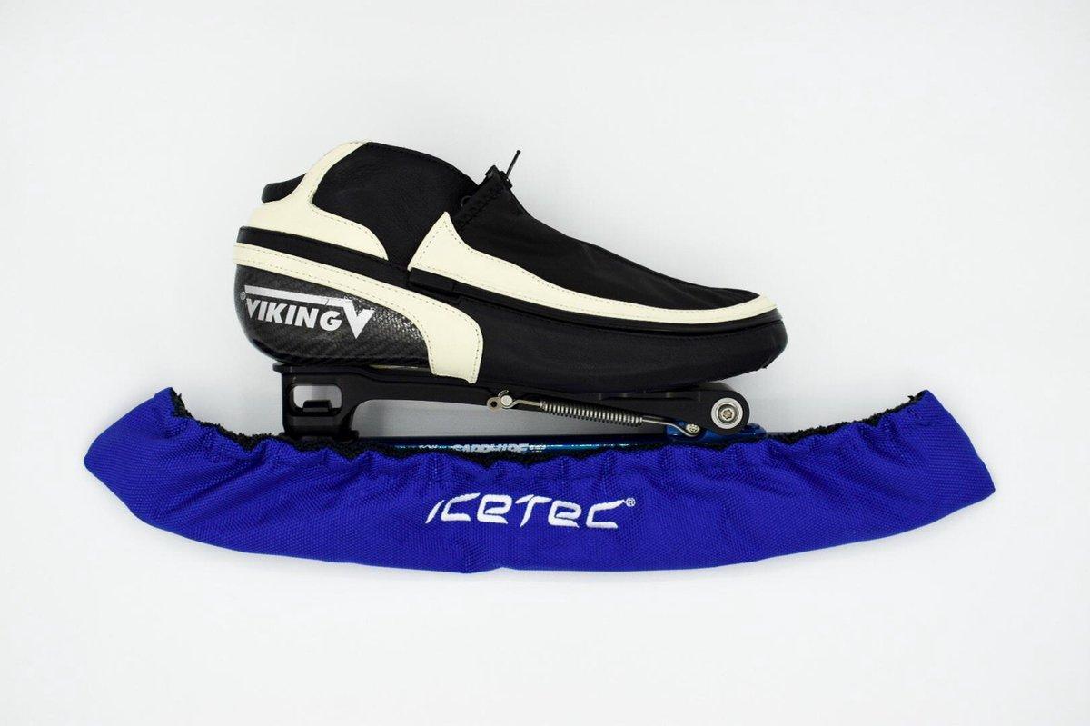 Icetec | Schaatshoezen - Blauw - Schaatsmaat 34-40