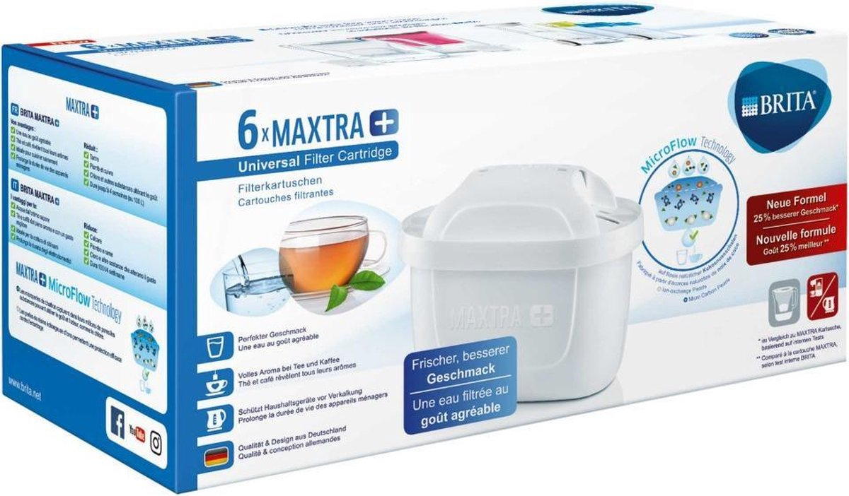 Brita Maxtra+  6 stuks