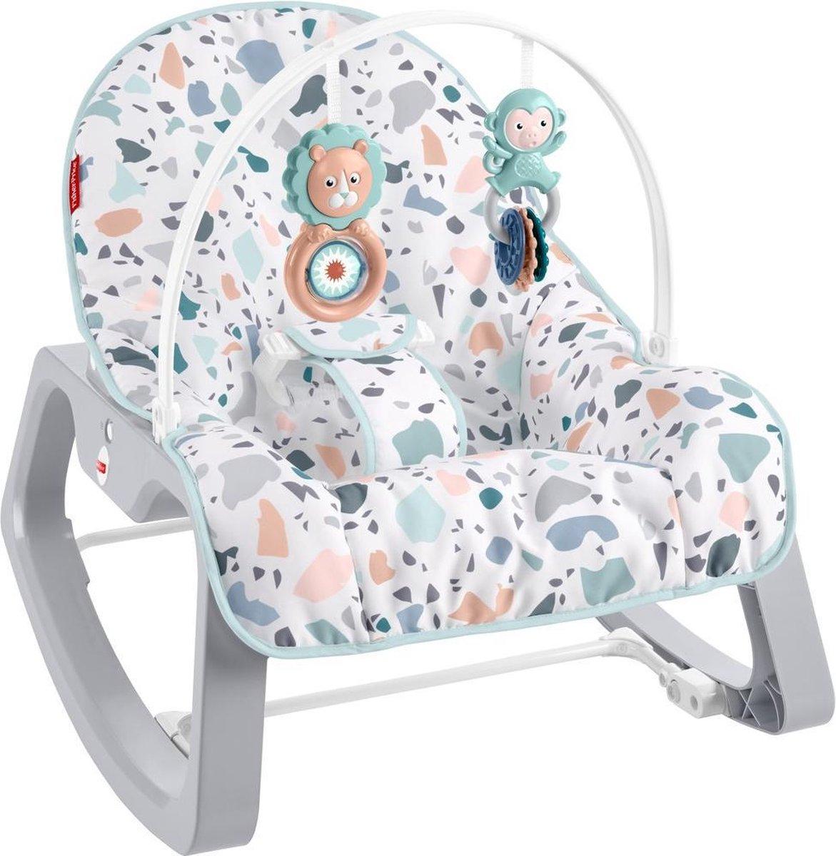 Fisher Price Baby-tot-Peuter Schommelstoeltje