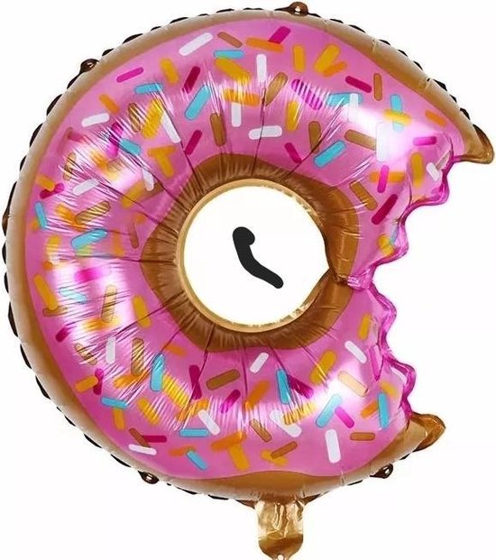 Donut folie ballon, 50 cm Kindercrea