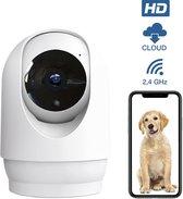 Wifi Camera Beveiliging - Binnen - Beveiligingscamera- Hondencamera – Huisdier - Dog - met App