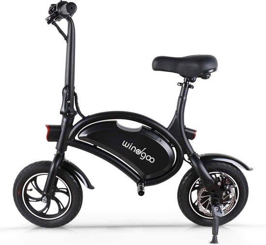Windgoo B3 Mini-scooter Opvouwbare fiets - Zwart - 20 km per uur