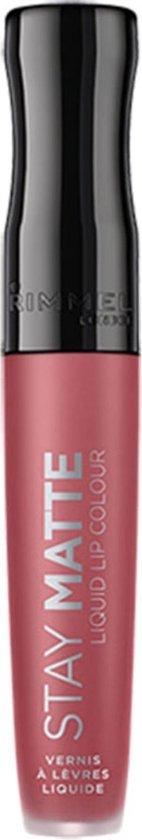 Rimmel Stay Matte Liquid Lip Colour - 100 Pink Bliss - Lipgloss