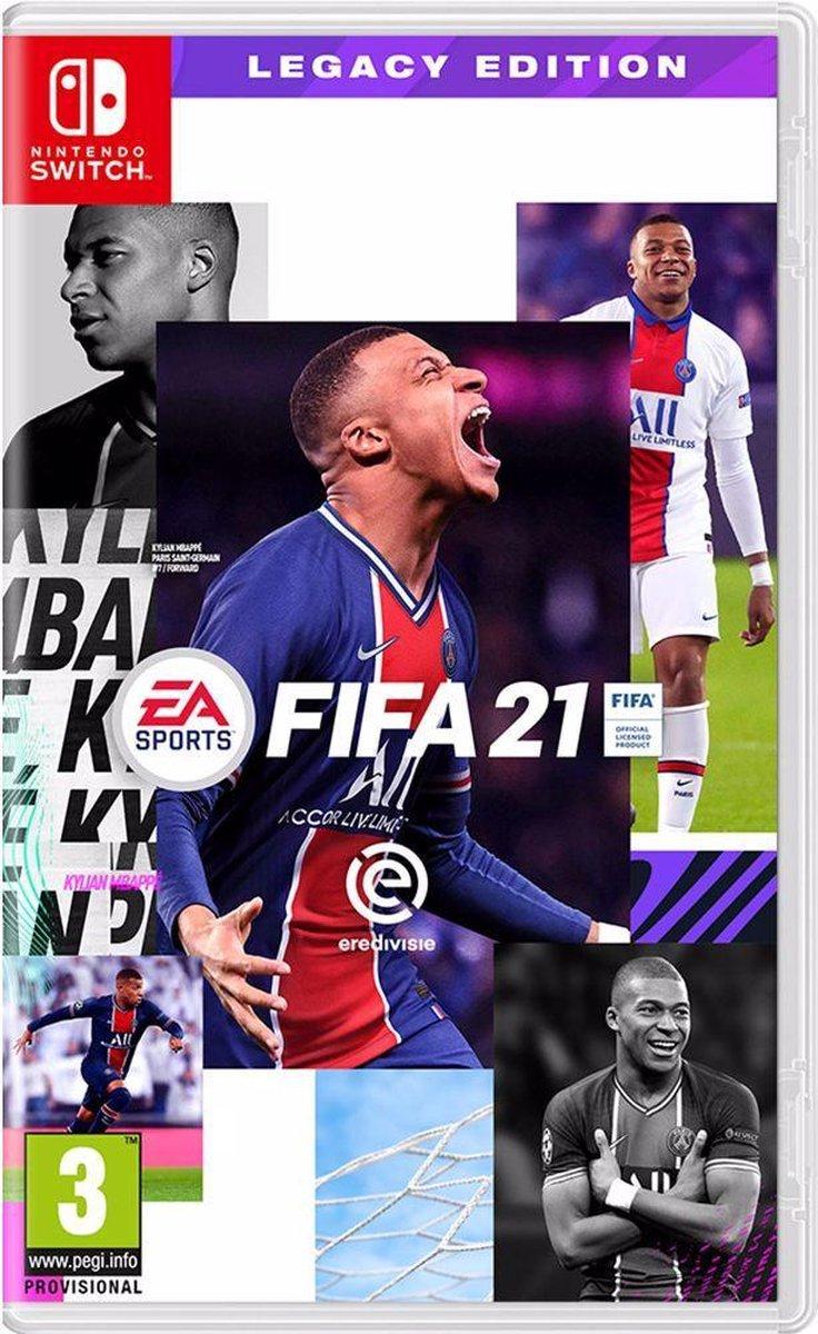 FIFA 21 - Switch - Legacy Edition
