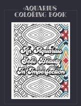 Aquarius Coloring Book
