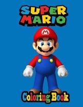 Super Mario Coloring Book