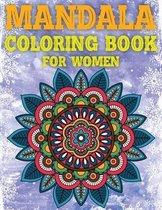 Mandala Coloring Book For Women