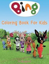 Bing Coloring Book For kids