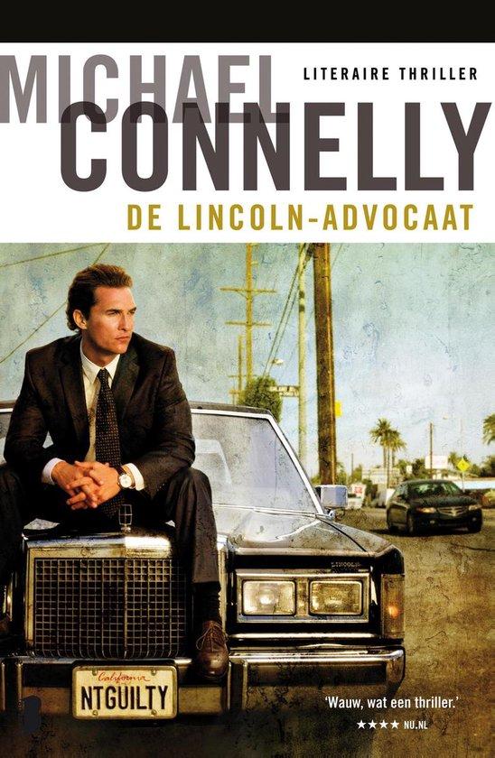 Cover van het boek 'De lincoln-advocaat' van Michael Connelly
