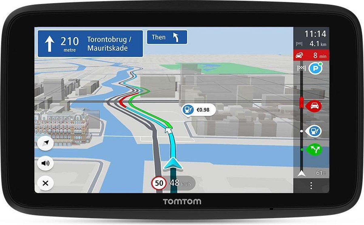 TomTom GO Discover 7 Wereld