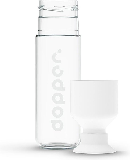 Dopper Glass Insulated Drinfles - 400 ml