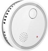 BELIFE SMS-1 - Slimme Rookmelder - Smoke Sensor - Smart Rookmelder - Wifi - Draadloze brandmelder werkt met Wifi - Europese Norm EN14604