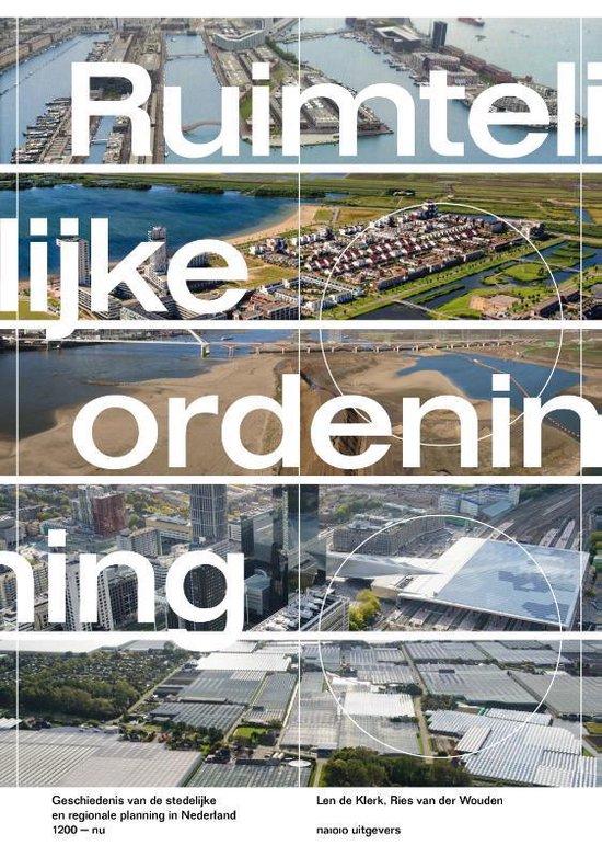 Boek cover Ruimtelijke ordening van Ries van der Wouden (Hardcover)