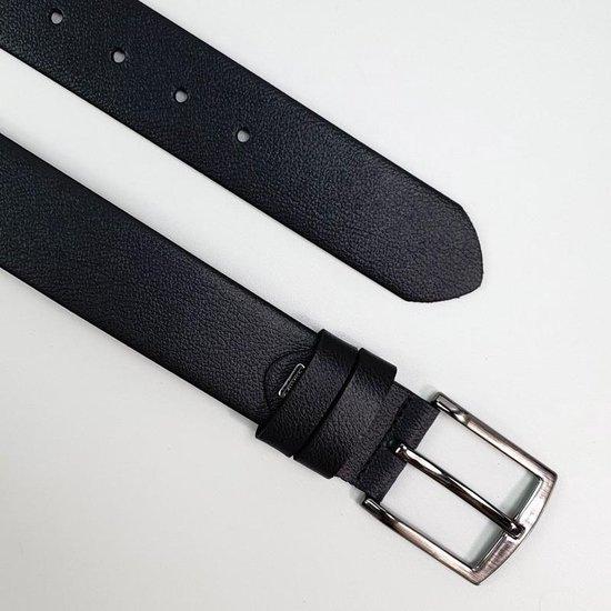 Safekeepers  Casual Jeans riem Zwart en Bruin 105