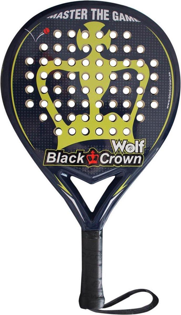 Black Crown Wolf 2020 – Padel Racket
